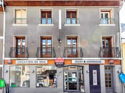 Verleihshop COTE SKI, Cauterets in 24, rue Richelieu