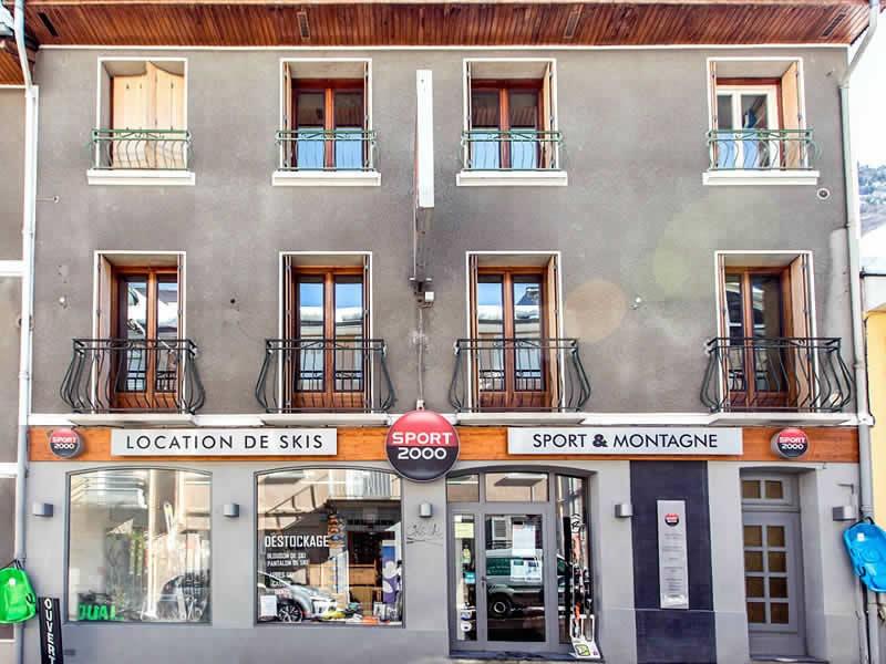 Verleihshop COTE SKI, 24, rue Richelieu in Cauterets