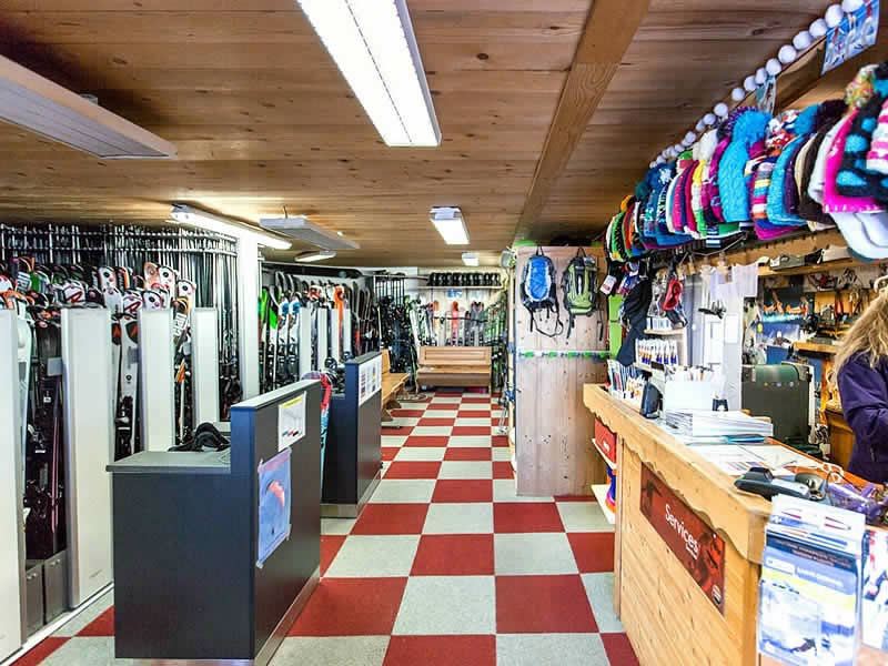 Verleihshop LOCA SKI, 4360 Route du Bettex in Saint Gervais Les Bains