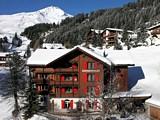 Hotel Sonnenhalde Arosa