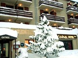Hotel le Yaka Les Angles