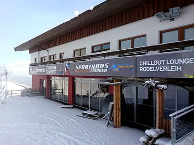 Verleihshop Sport Edinger Testcenter, Söll in Bergstation Gondelbahn Hochsöll