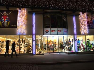 Verleihshop SPORT 2000 Etz, Kitzbühel in Bichlstrasse 7