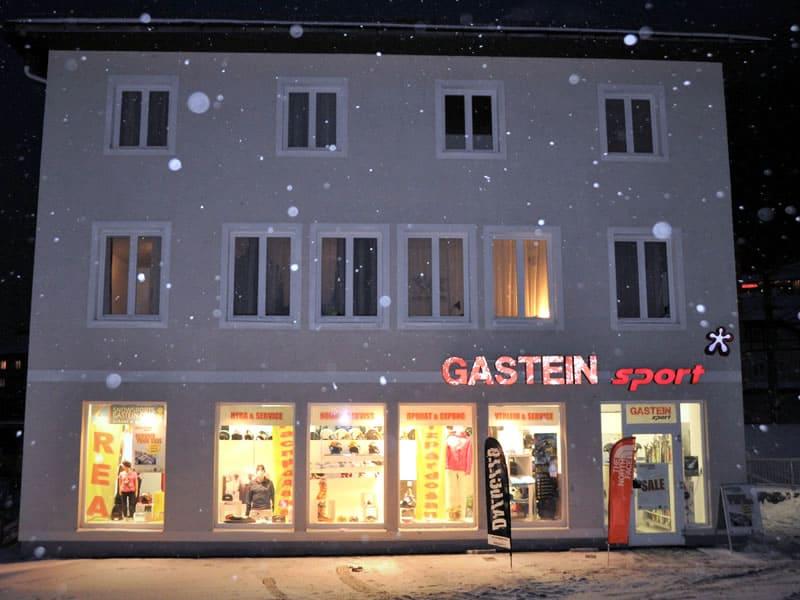 Verleihshop Gastein Sport in Böcksteiner Bundesstrasse 2, Bad Gastein