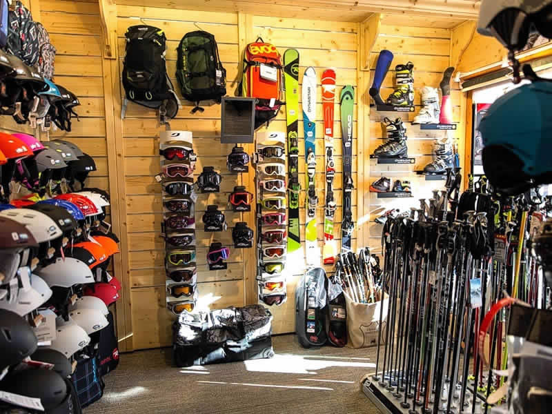 сложилось, что фото магазина горнолыжного снаряжения на фантьет фотографам очень хорошим