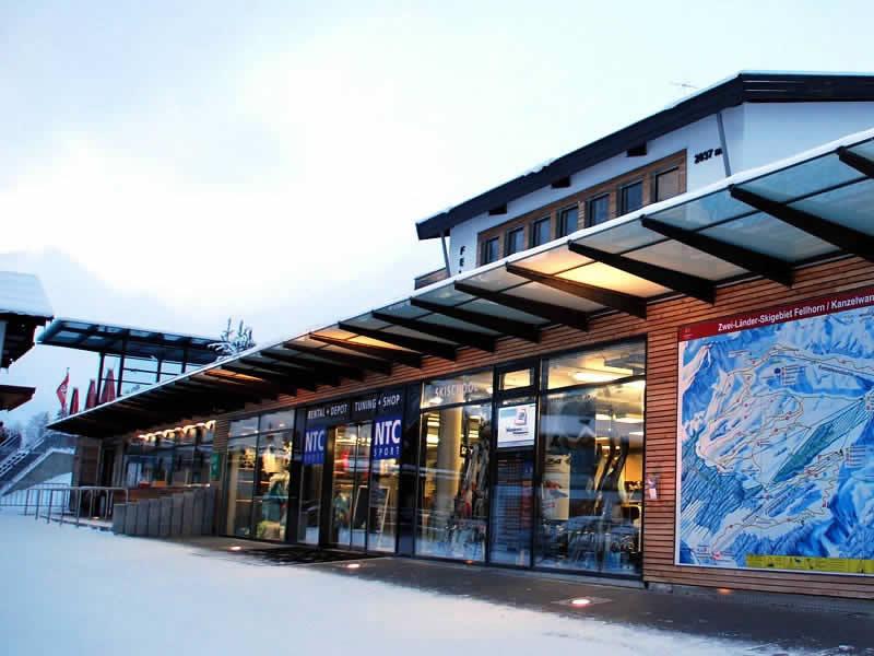 Verleihshop NTC - Fellhornbahn, Faistenoy 10 in Oberstdorf
