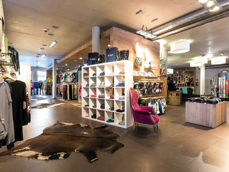 Verleihshop LARCHER Sport und Mode, Feichten 128 in Feichten/Kaunertal