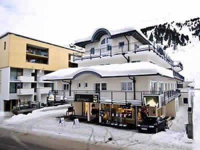 Verleihshop Sport Lohmann - Festkogel, Obergurgl in Festkogel Talstation