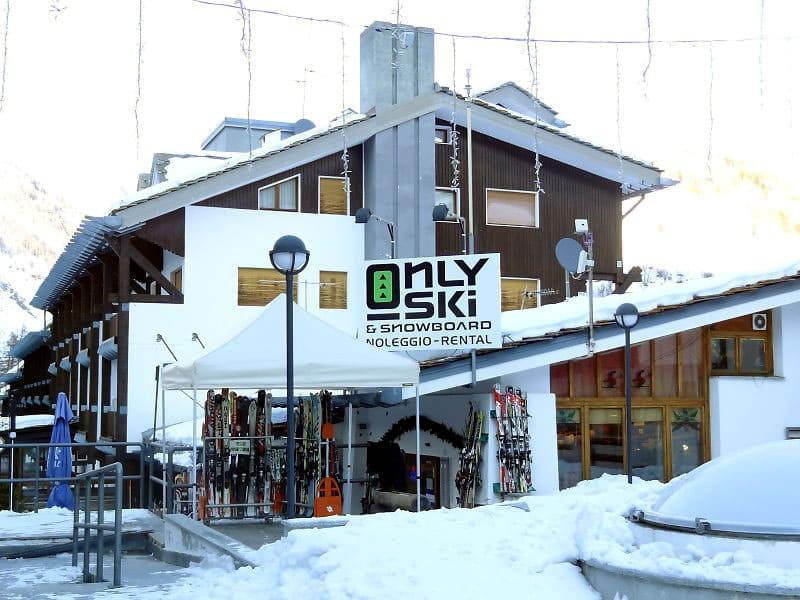 Verleihshop Only Ski & Snowboard, Fraz. Entreves 122 in La Thuile