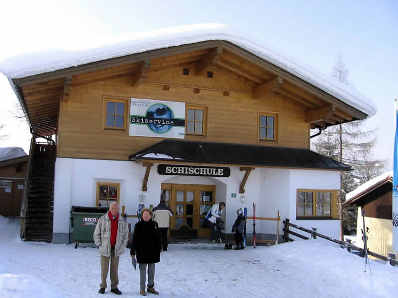 Verleihshop Skiverleih Waltl, Oberndorf in Tirol in Griesbachweg 3
