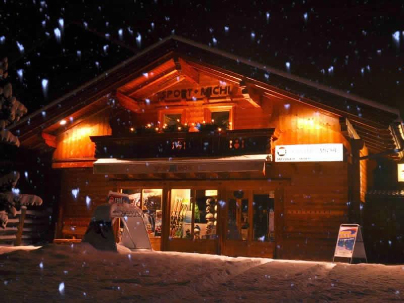 Verleihshop SPORT 2000 Michl, Großdorf 64 (Talstation Bergbahn) in Kals am Großglockner