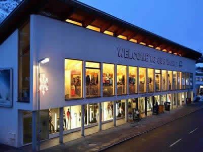 Verleihshop Sport Lohmann, Obergurgl in Gurglerstrasse 108