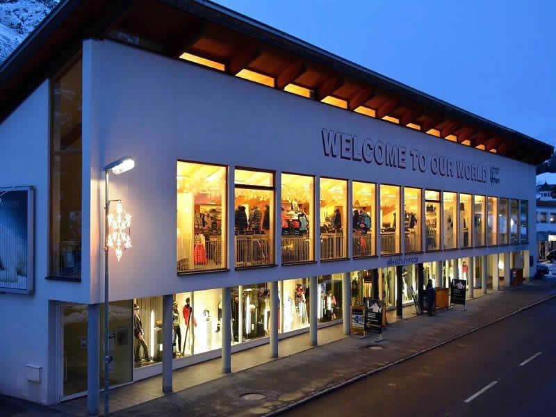 Verleihshop Sport Lohmann, Gurglerstrasse 108 in Obergurgl