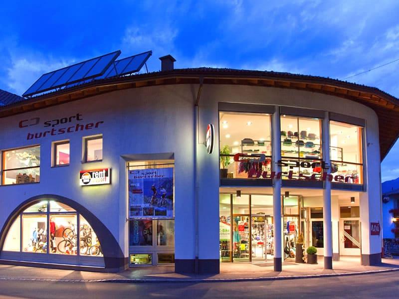 Verleihshop SPORT 2000 Burtscher, Hauptstrasse 22 in Ried im Oberinntal