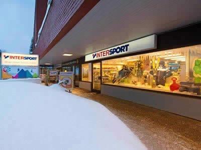 Verleihshop INTERSPORT - Silvretta Montafon, Gargellen in Haus Valisera Nr. 28a