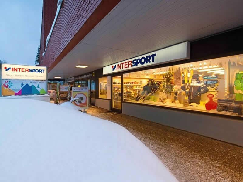 Verleihshop INTERSPORT - Silvretta Montafon, Haus Valisera Nr. 28a in Gargellen