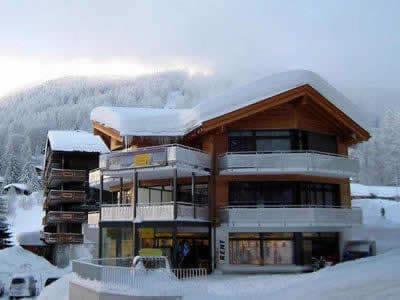 Verleihshop Fredy's Skishop, Bellwald in Haus Zum Alpenblick
