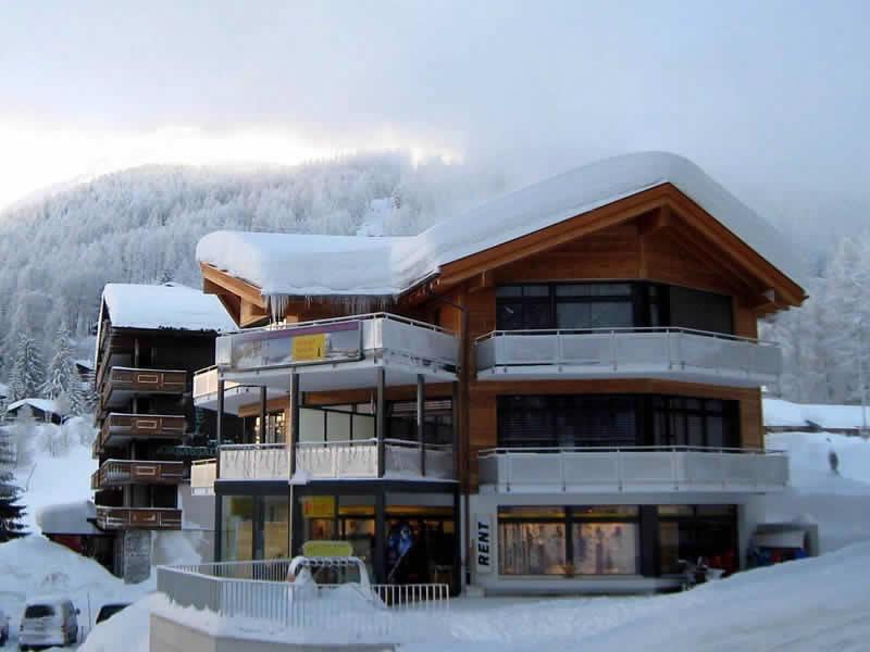 Verleihshop Fredy's Skishop, Haus Zum Alpenblick in Bellwald