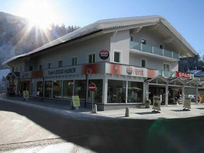 Verleihshop SPORT 2000 Huber, Hinterstoder 15 in Hinterstoder