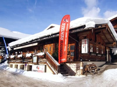 Verleihshop Sport Conny's, Alpbach in HNr. 184b [Dorf]