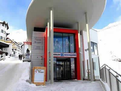 Verleihshop Sport Brugger, Hochsölden in Hochsöldenstrasse 10