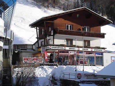 Verleihshop SPORT 2000 Sportladen, Heiligenblut in Hof 34