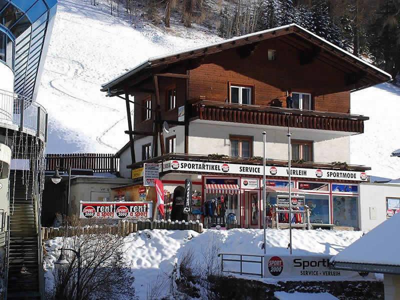 Verleihshop SPORT 2000 Sportladen, Hof 34 in Heiligenblut