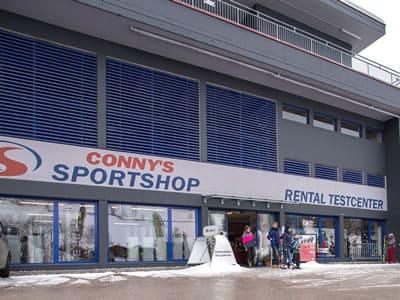 Verleihshop Sport Conny's, Alpbach in Inneralpbach 553 [Talstation Pöglbahn]
