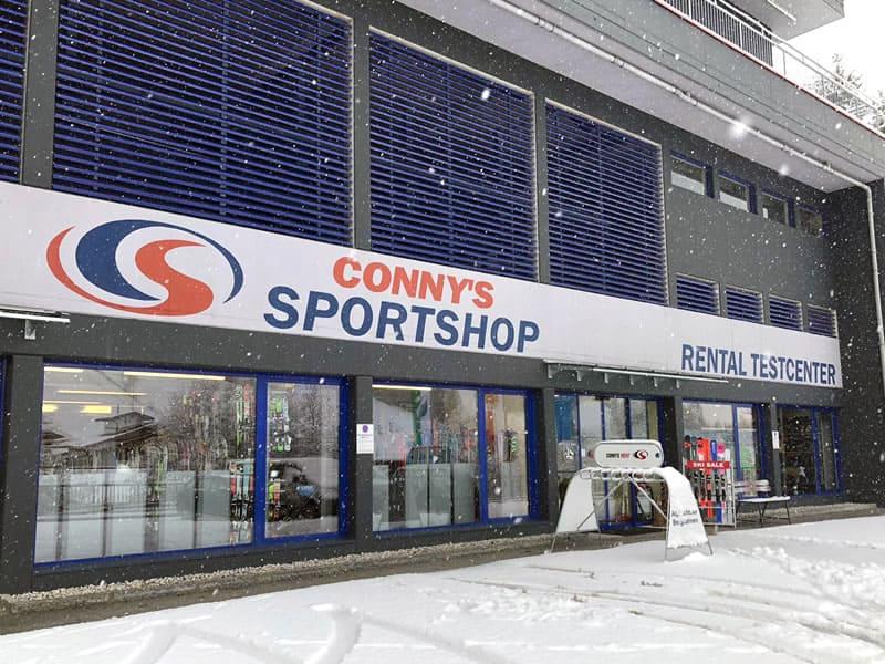 Verleihshop Sport Conny's in Inneralpbach 553 [Talstation Pöglbahn], Alpbach