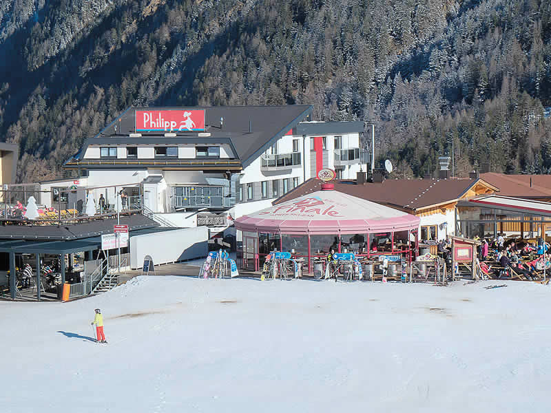 Verleihshop Sporthütte Fiegl, Sölden in Innerwald