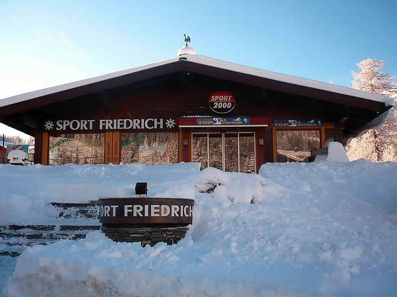 Verleihshop Sportalm Friedrich, Katschberg 332 in Katschberg