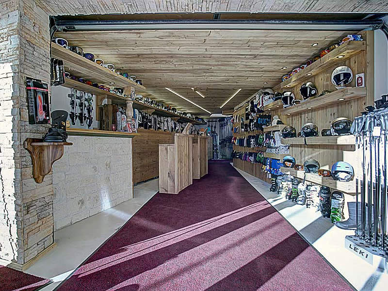 Verleihshop Lucky's Skiverleih, Königsleiten 78 in Königsleiten-Wald