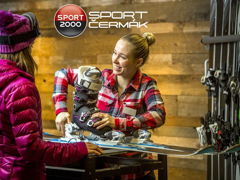 Verleihshop Sport Cermak, Krkonosska 116 in Tanvald