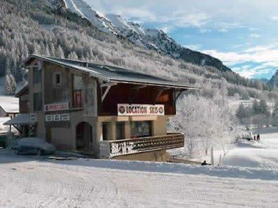 Verleihshop LOULOU SPORTS, Alpe du Grand Serre in La Blache