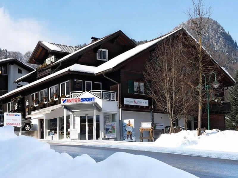 Verleihshop INTERSPORT - Silvretta Montafon, Tschagguns in Latschaustrasse 6