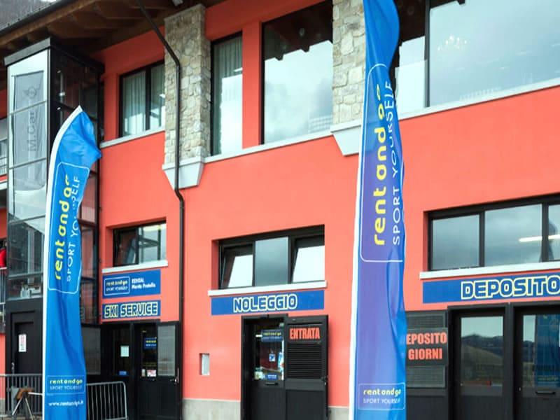 Verleihshop Rental Monte Pratello, Loc. Vallone dello Schiapparo in Rivisondoli