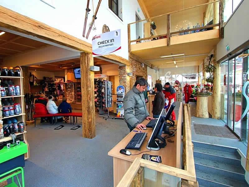 Verleihshop Skischule Lofer Herbst, Lofer 1a in Lofer