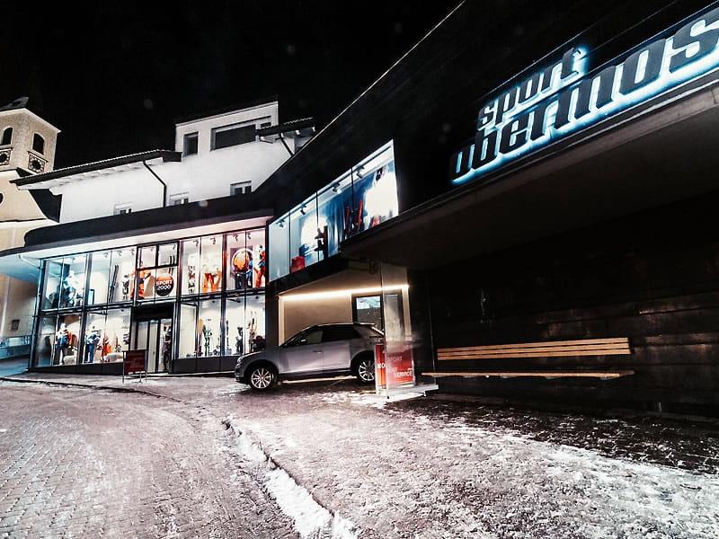 Verleihshop SPORT 2000 Obermoser, Markt 2 in Wagrain