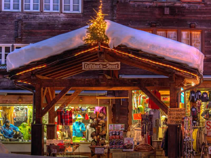 Verleihshop Triftbachsport, Oberdorfstrasse 16 - beim Kirchplatz in Zermatt