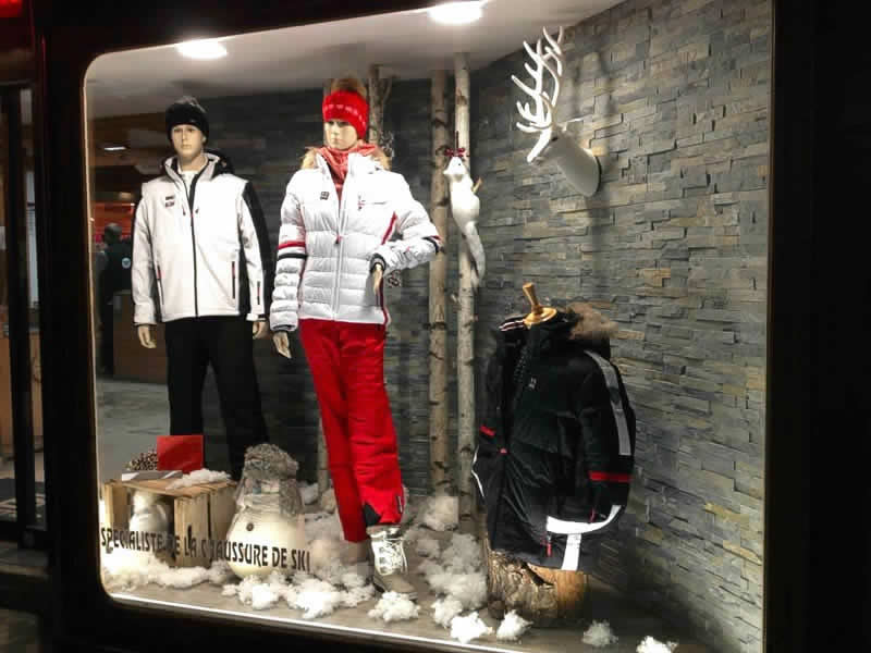 Verleihshop CHRISTIAN SPORTS, Orrianes des sources in Les Orres