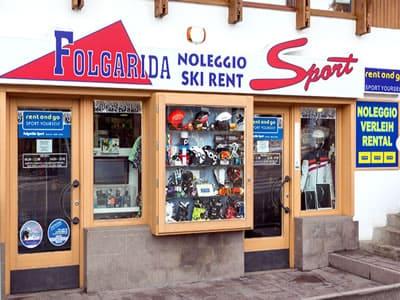 Verleihshop FOLGARIDA SPORT, Folgarida in P.le Folgarida, 4/5