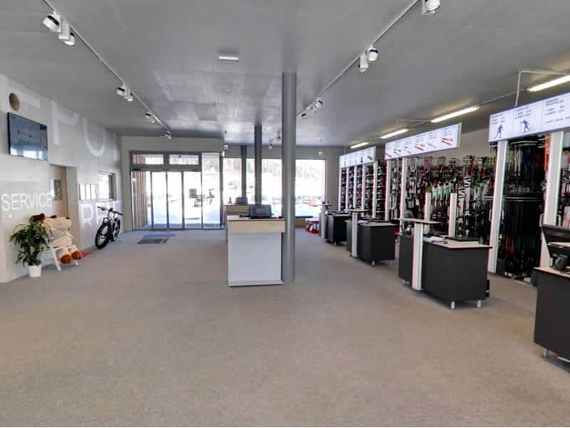 Verleihshop Exclusive rentasport, Partenza seggiovia / Talstation Seilbahn, Pracupola, 409 / Kuppelwies 409 in St. Walburg Ultental
