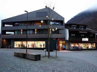 Verleihshop Sport & Mode Natter, Mellau in Platz 67a