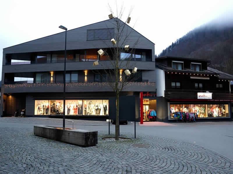 Verleihshop Sport & Mode Natter, Platz 67a in Mellau