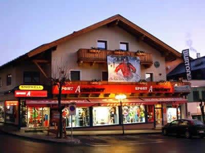 Verleihshop Achleitner Sport, Zell am See in Postplatz 2