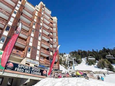 Ski hire shop PLAGNE SKI BELLECOTE, La Plagne - Bellecote in Résidence 3000