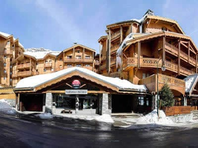 Verleihshop VAL LOC 2400, Val Thorens in Résidence Val 2400 - Les Balcons