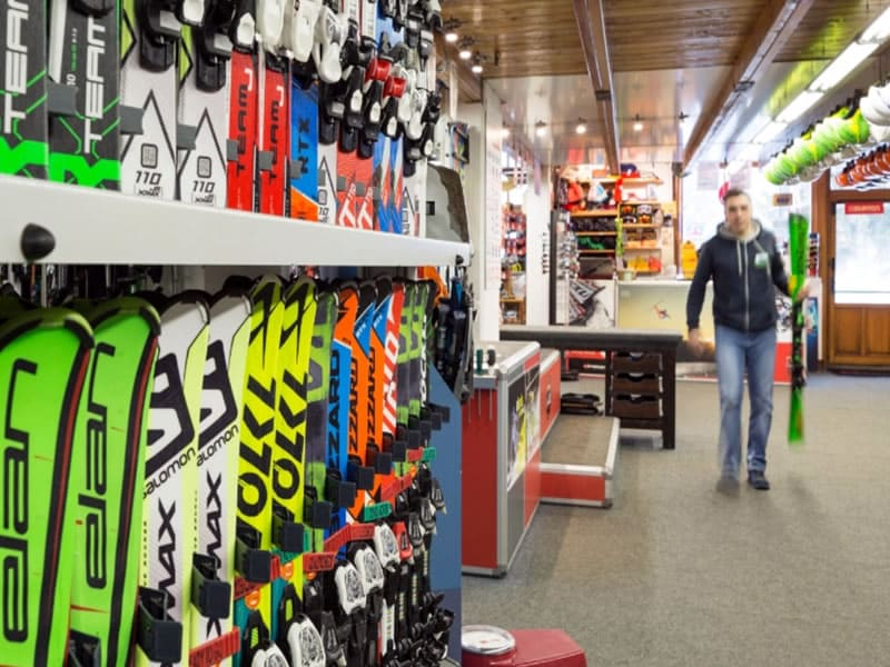 Verleihshop Ski rent La Glisse, Route Ramey 65 - Ayas in Champoluc