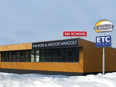 Verleihshop ETC Sport, Svoboda nad Upou in Rychorske sidliste 146