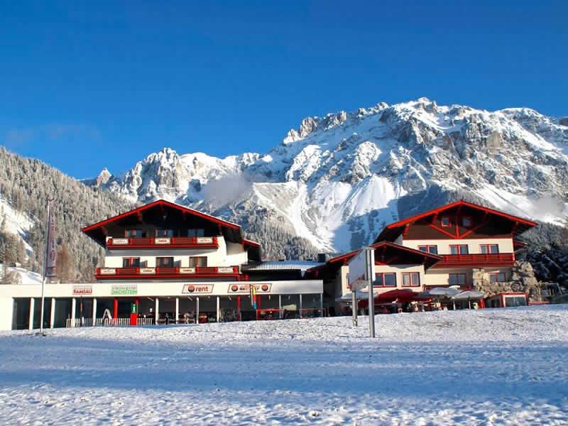Verleihshop SPORT 2000 Ski Willy, Schildlehen 83 in Ramsau am Dachstein